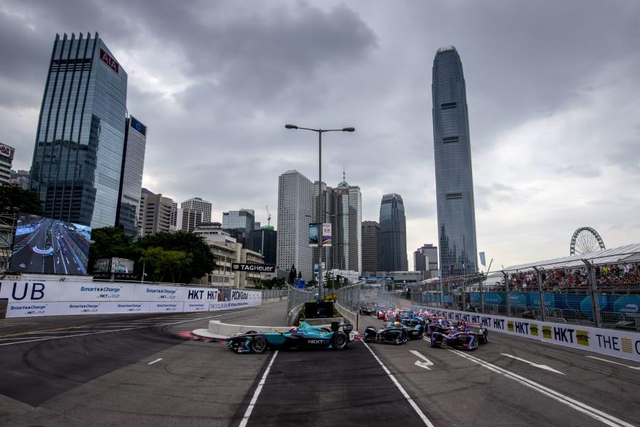 Formula E powers up for a third season