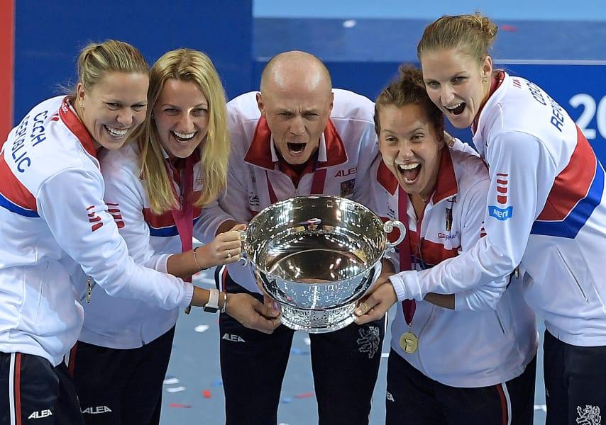 tennis fed cup czech win 2016