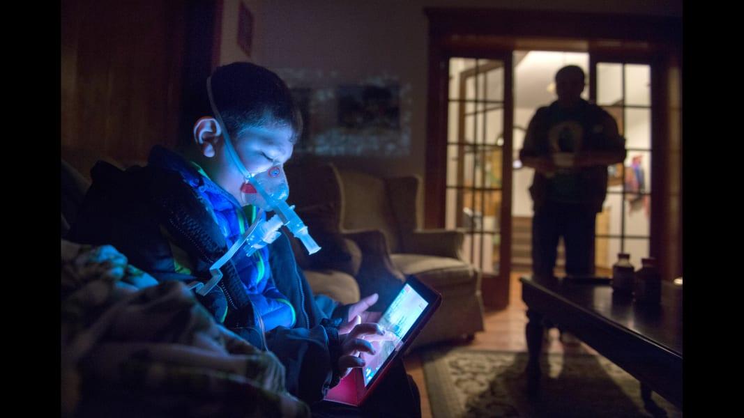 01 parents children chronically ill