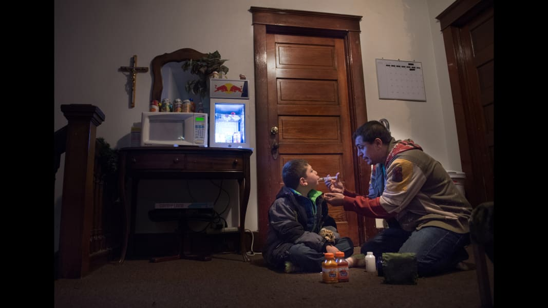 02 parents children chronically ill