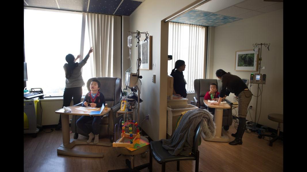 24 parents children chronically ill