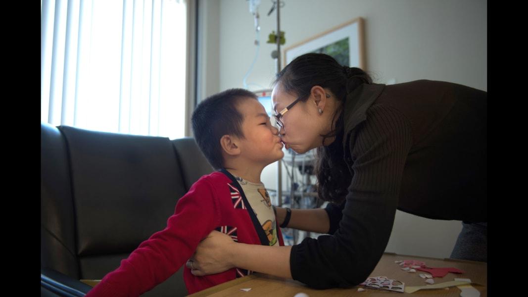 25 parents children chronically ill