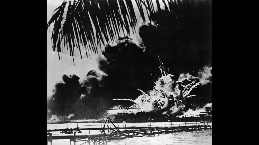 01 Pearl Harbor Attack