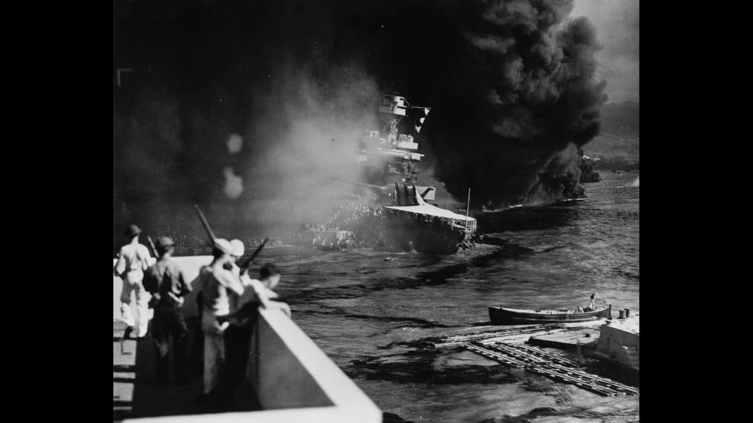 12 Pearl Harbor Attack