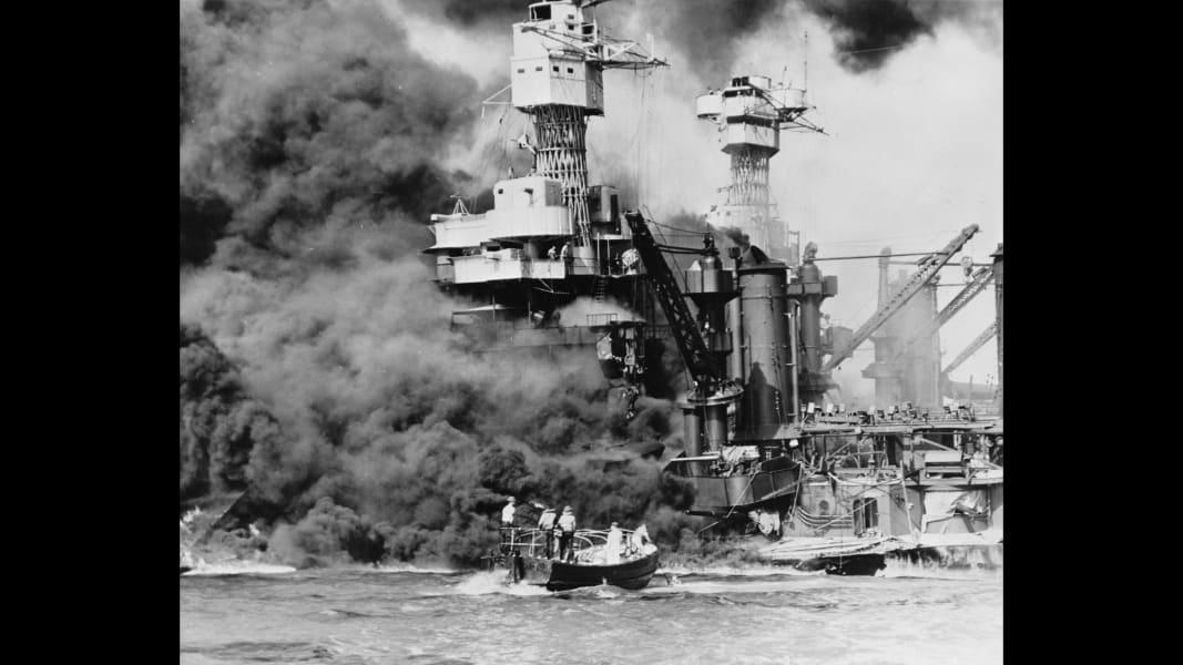 14 Pearl Harbor Attack