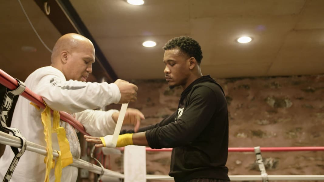 andre rozier daniel jacobs strapping