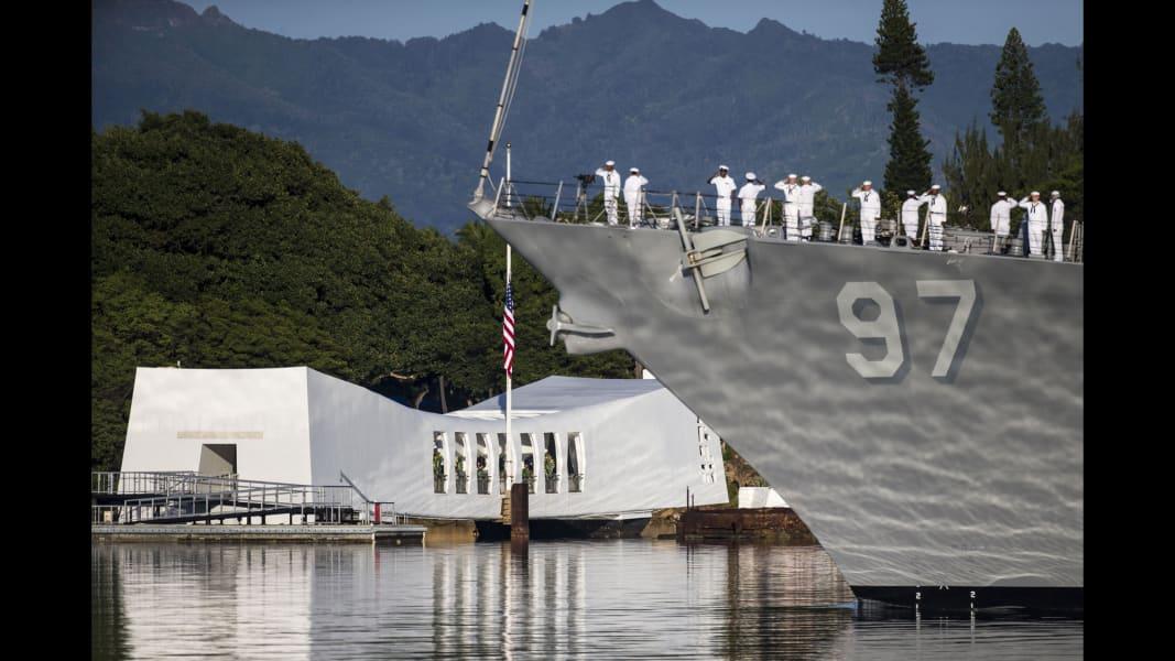 01 Pearl Harbor 75th anniversary 1207