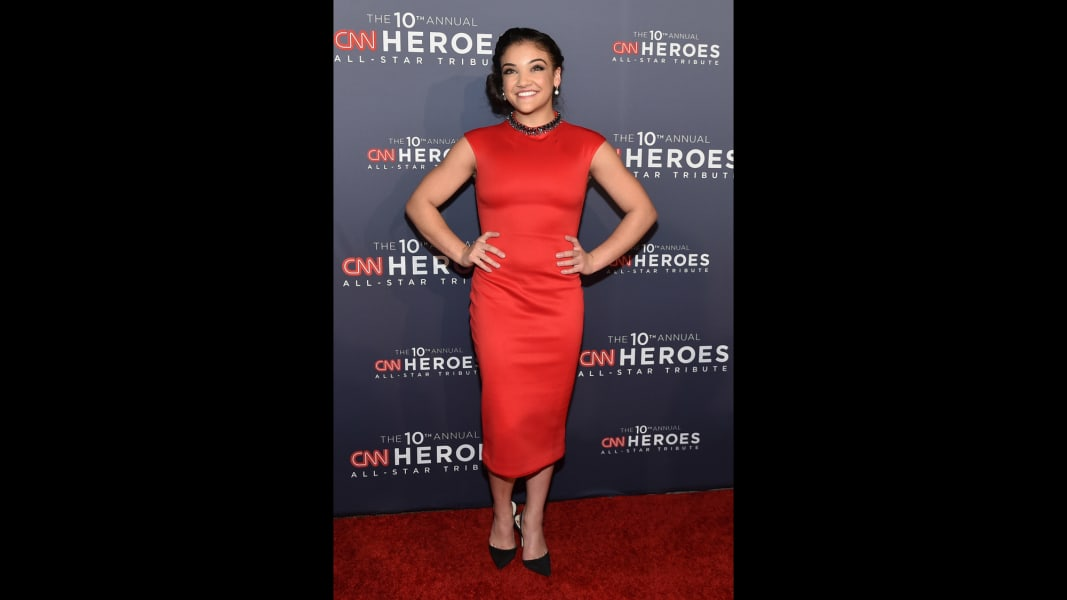 03 cnn heroes red carpet 1211