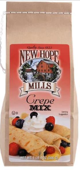 New Hope Mills Crepe MIX