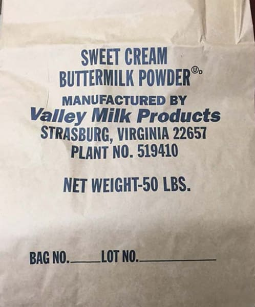 ValleyMilkProducts_SweetCreamButtermilkPowder
