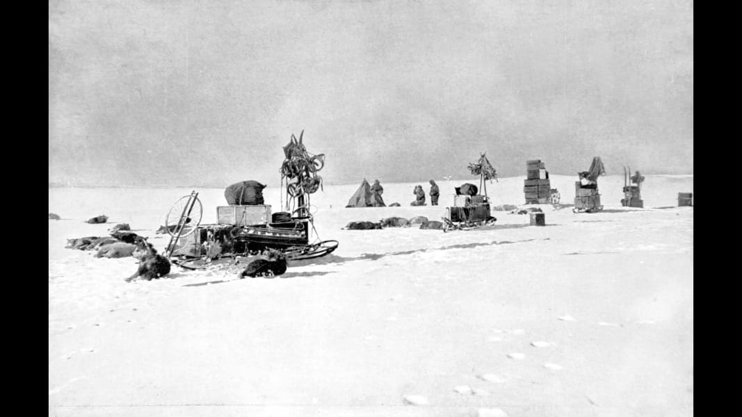 11 South Pole RESTRICTED