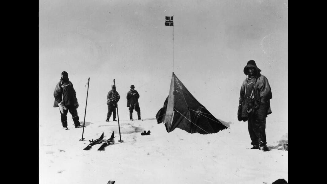 14 South Pole RESTRICTED