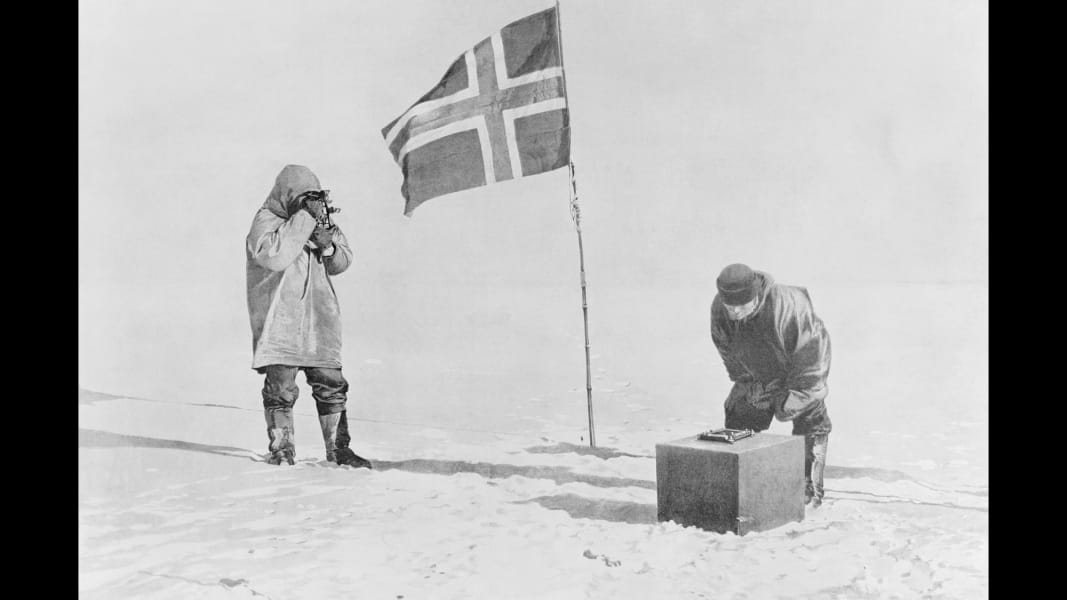 01 South Pole RESTRICTED