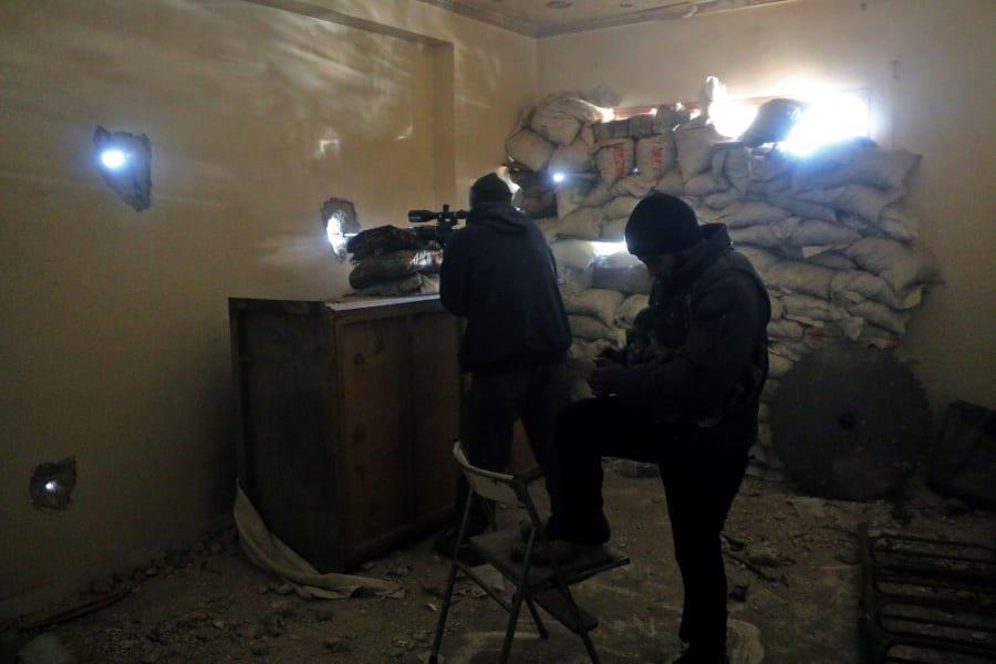 11 Battle for Aleppo 1213