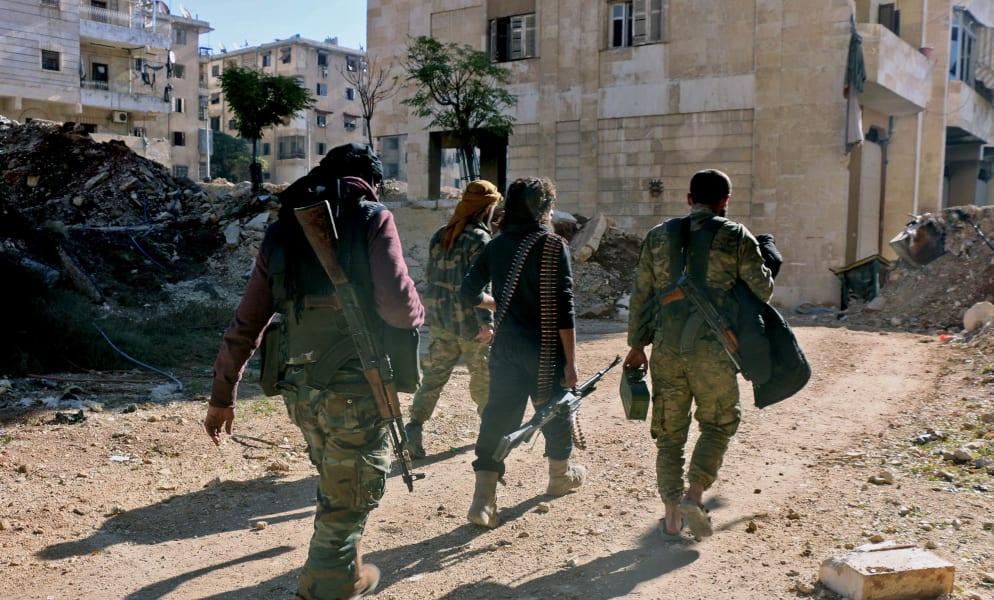 12 Battle for Aleppo 1213