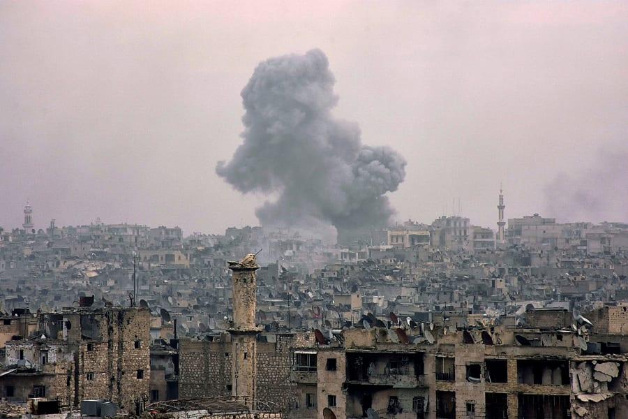 14 Battle for Aleppo 1213