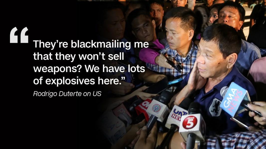 Duterte quote 15