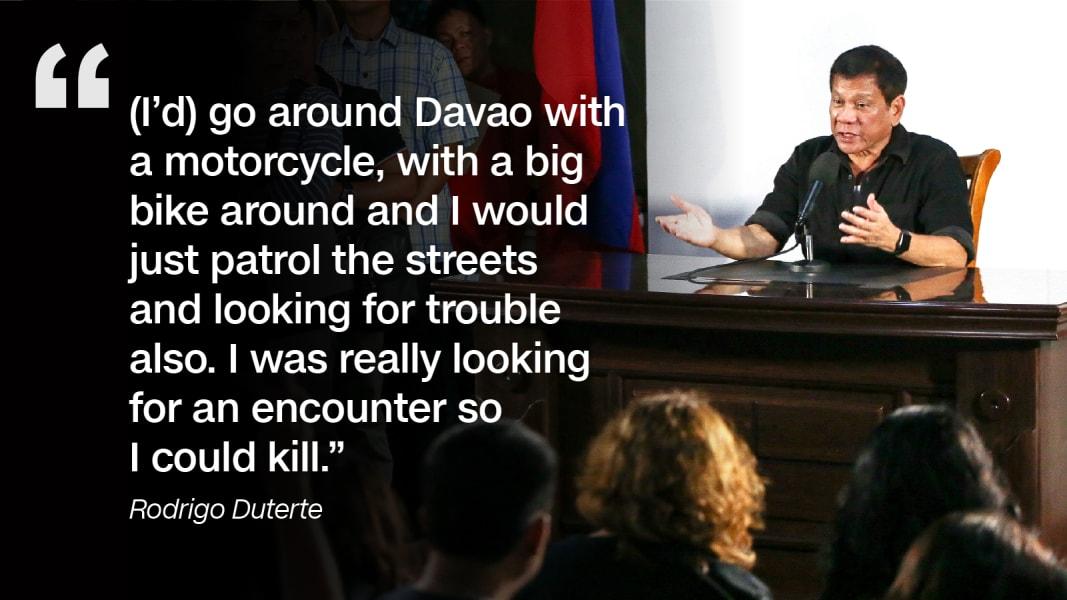 Duterte quote 17