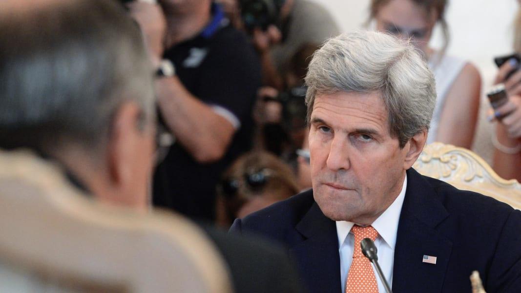 John Kerry Russia
