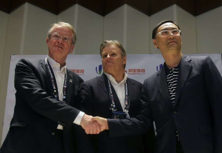 china rugby alisports deal