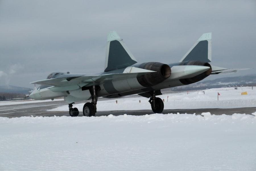 Russia T-50 3