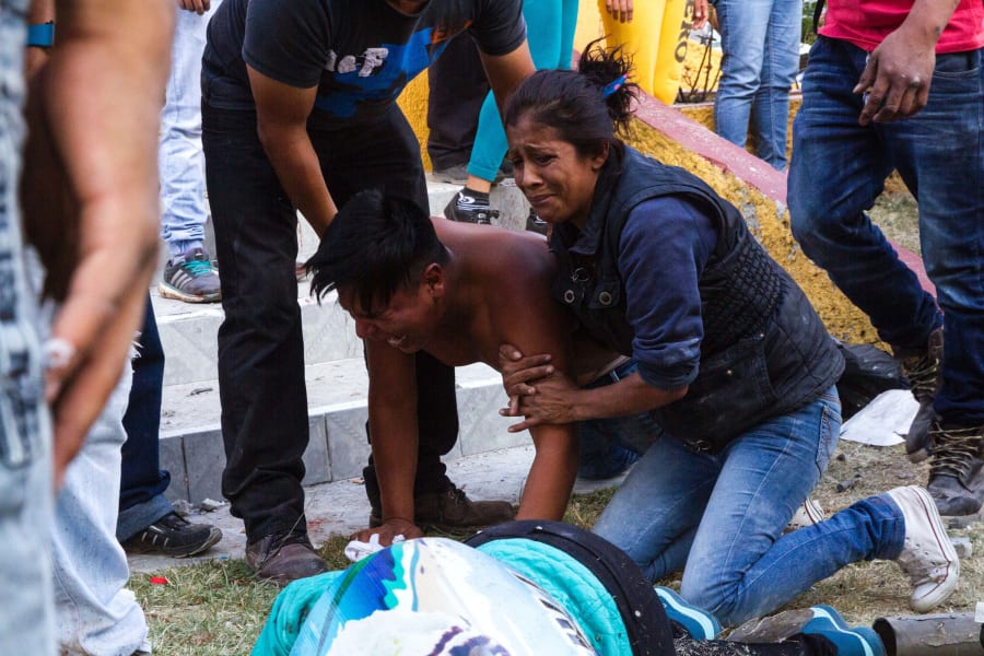 10 Mexico fireworks market explosion 1221