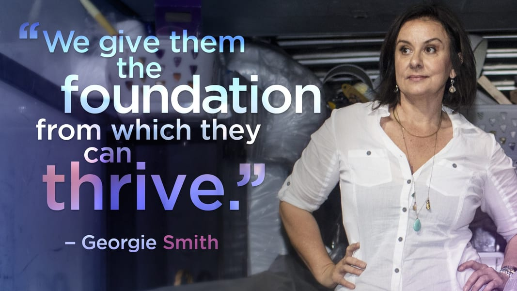 cnnheroes georgie smith quote 2016