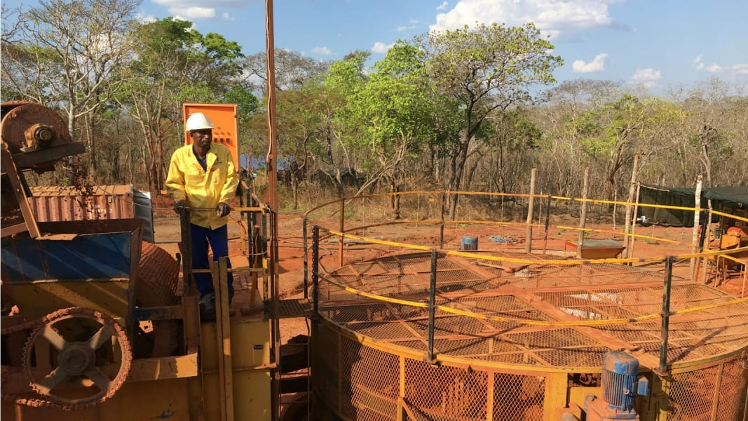 mustang resources mozambique