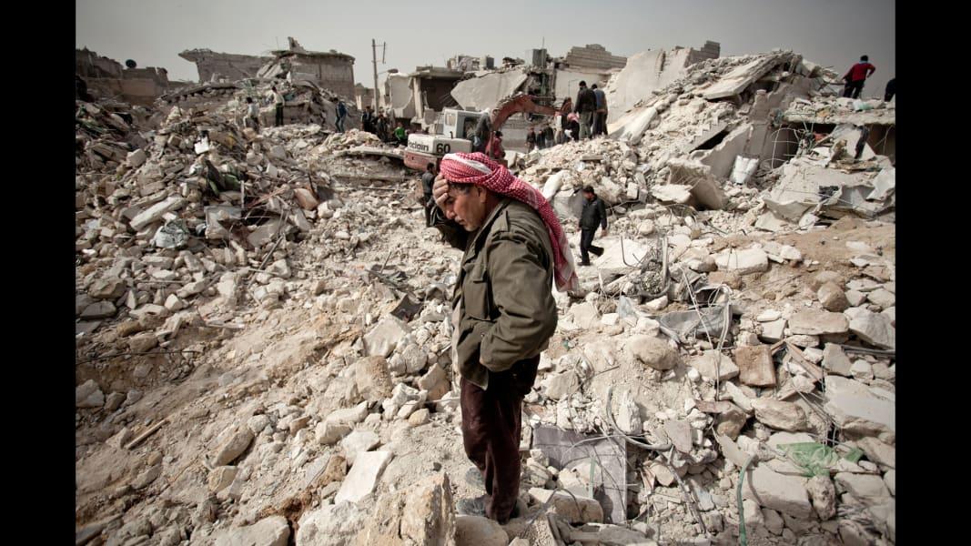 01 Syrian civil war