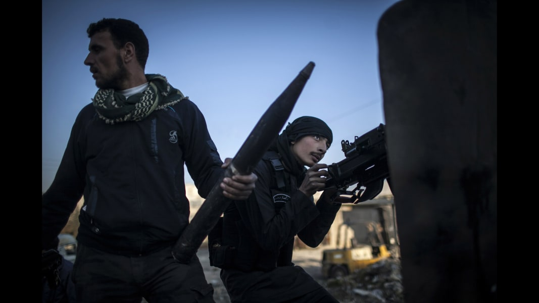 02 Syrian civil war
