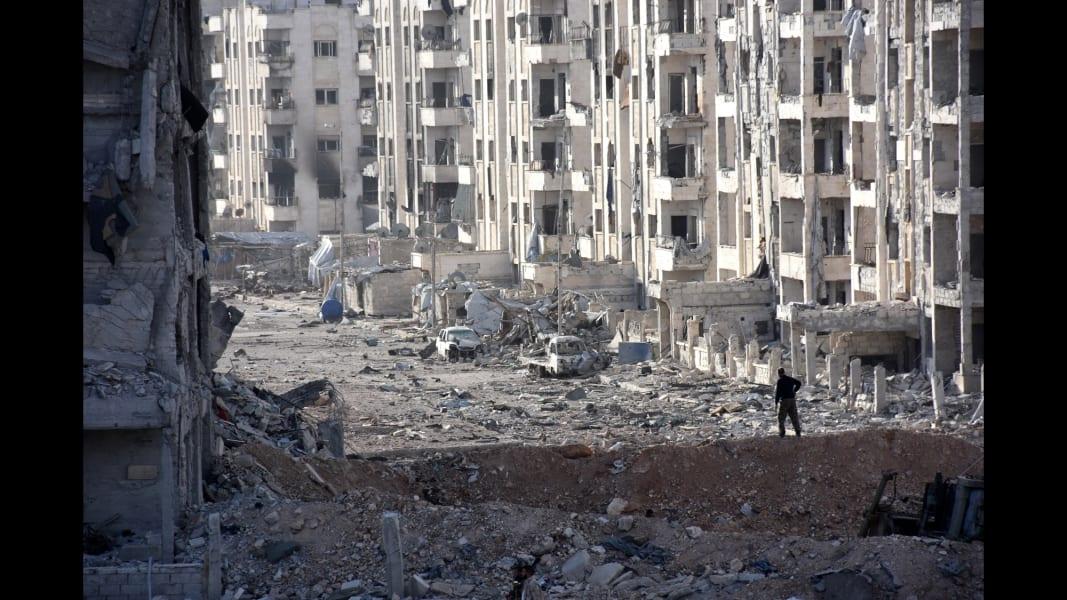 03 Syrian civil war