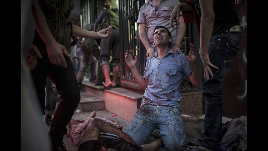 17 Syrian civil war RESTRICTED
