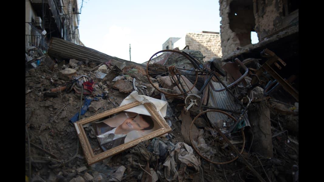 18 Syrian civil war RESTRICTED