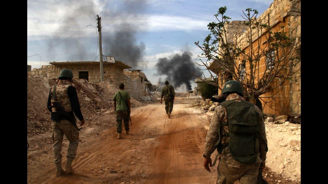 19 Syrian civil war