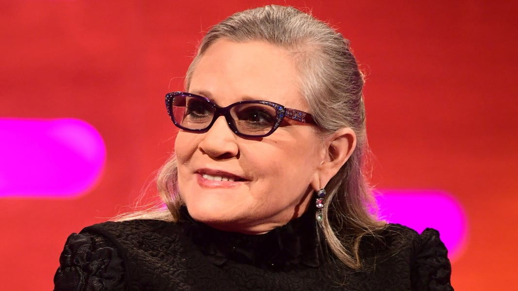 07 carrie fisher RESTRICTED