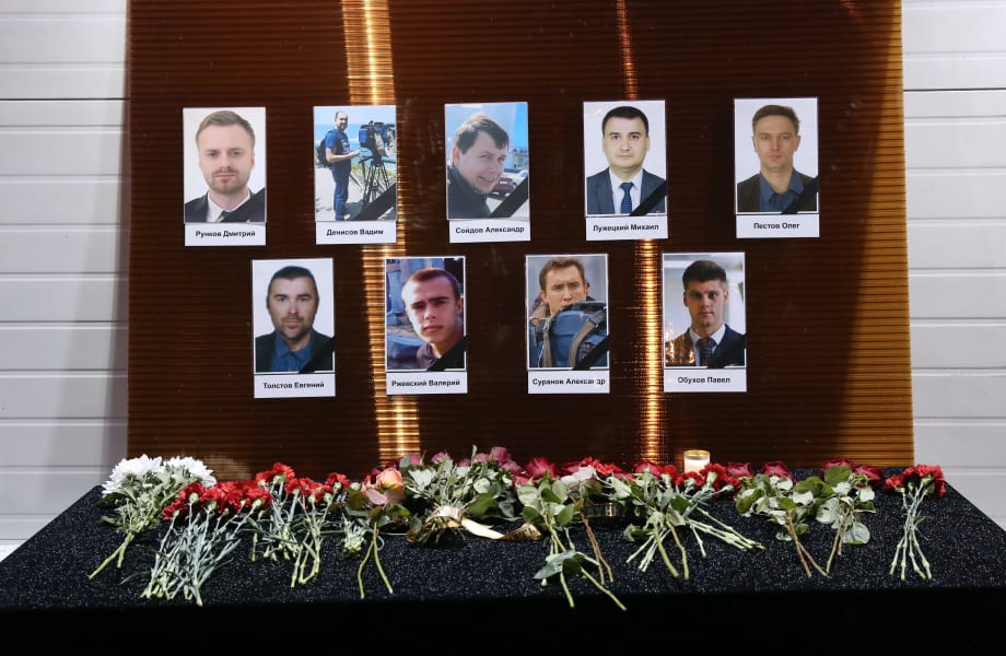 09 Russian military plane crash gallery 1225 RESTRICTED