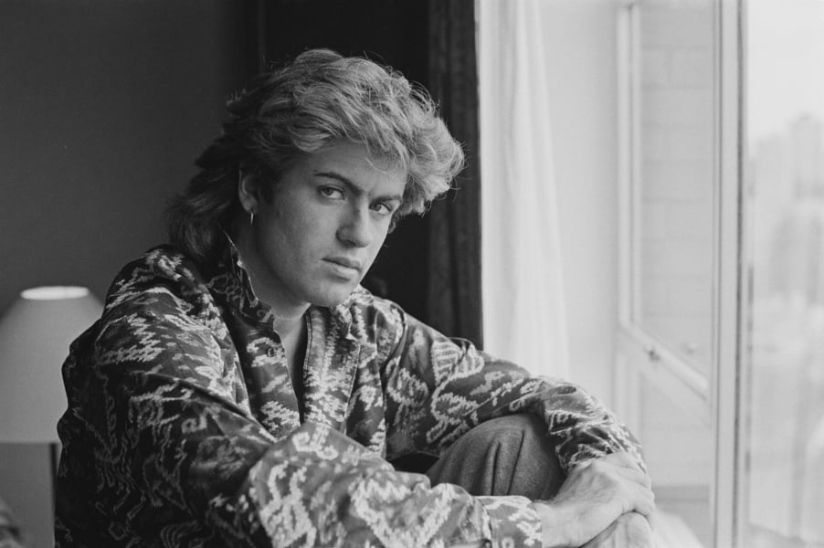 10 George Michael RESTRICTED