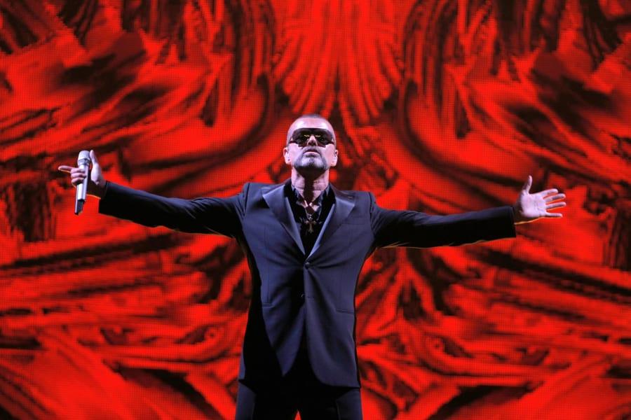 12 George Michael