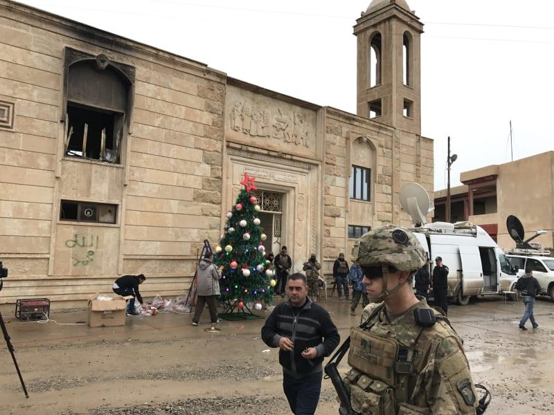 Iraq Bartella Church