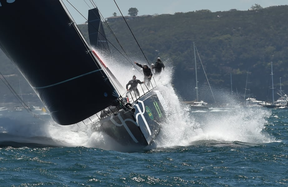Perpetual Loyal  sydney hobart race