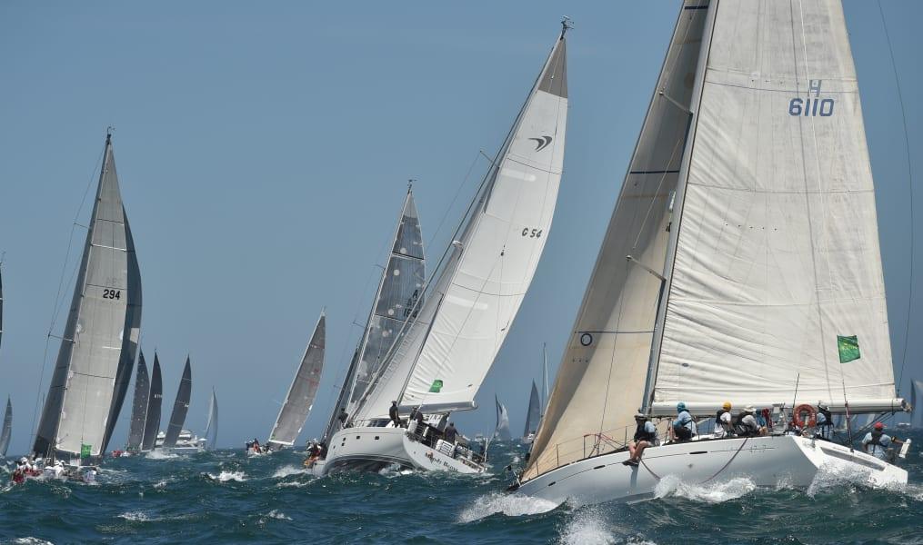 sydney hobart race start