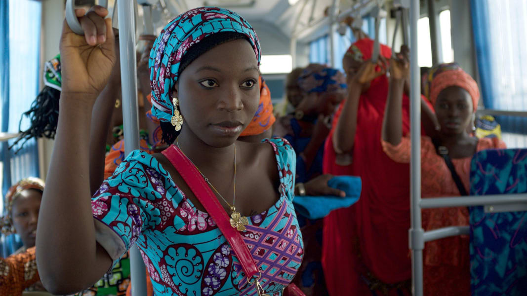 02 chibok girls return