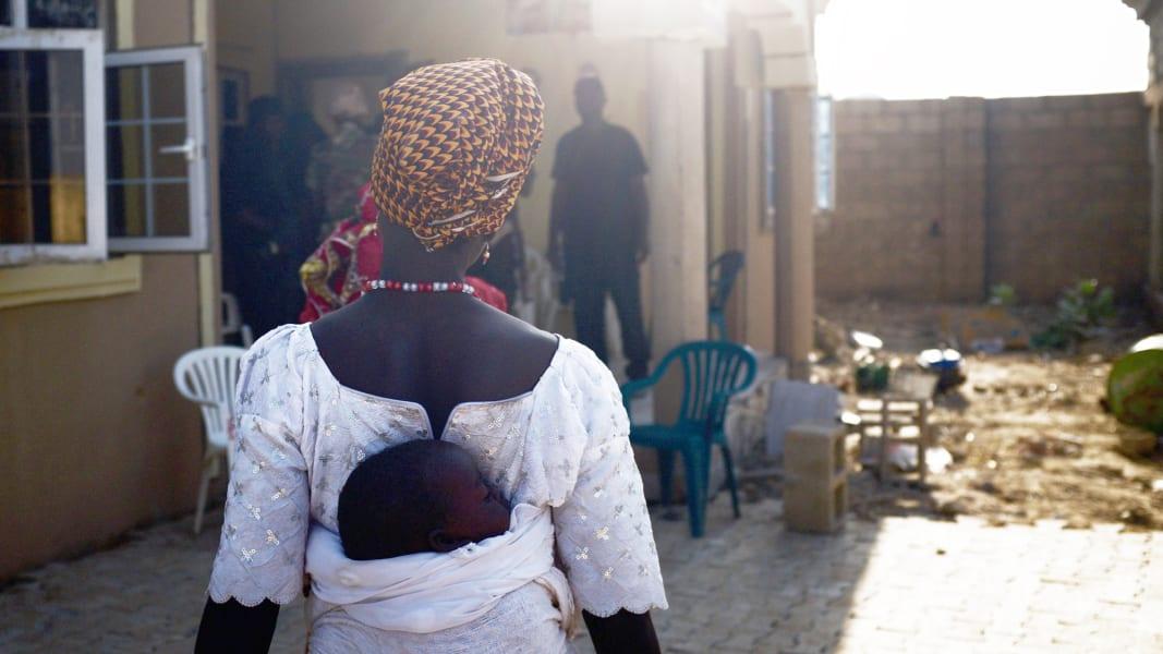 08 chibok girls return