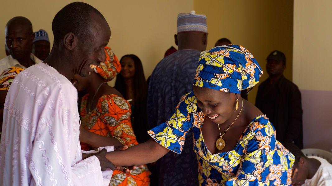 09 chibok girls return