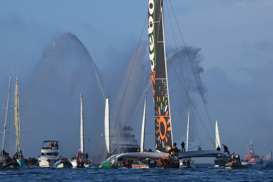 coville boat spray arrival