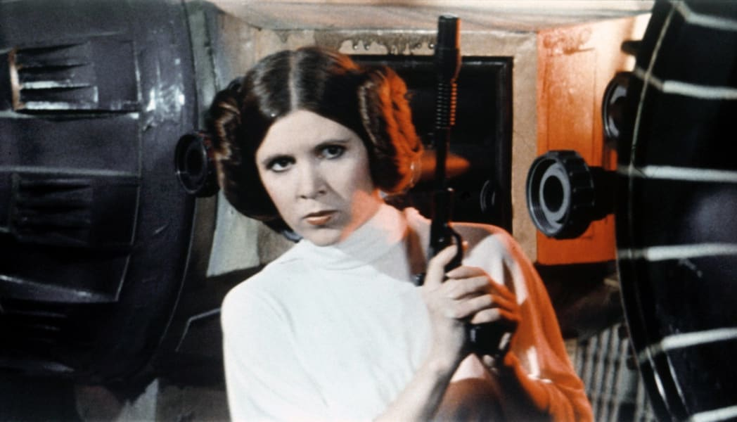 carrie fisher PWL RESTRICTED
