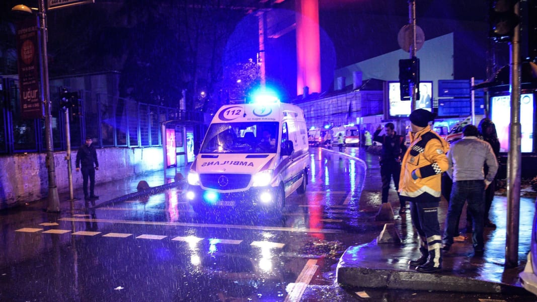 01 Istanbul nightclub attack 0101 RESTRICTED