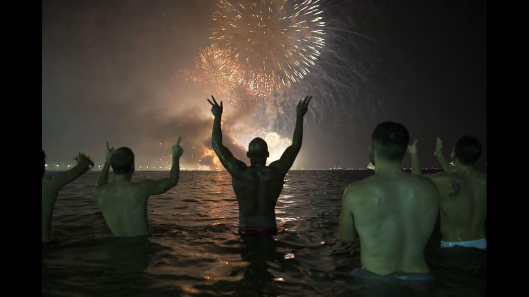 10 New Year 2017 Rio de Janeiro