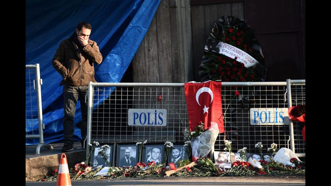 02 Istanbul nightclub attack aftermath 0102