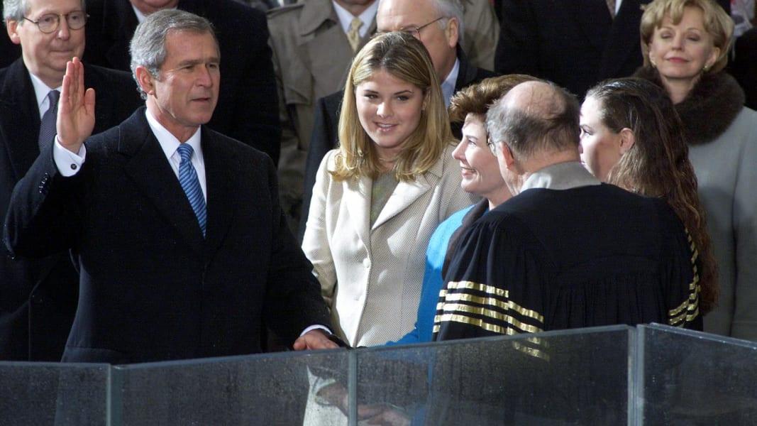 42 U.S. presidential inaugurations